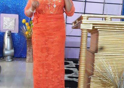 Rev Mrs Vivian Arutere Teaching