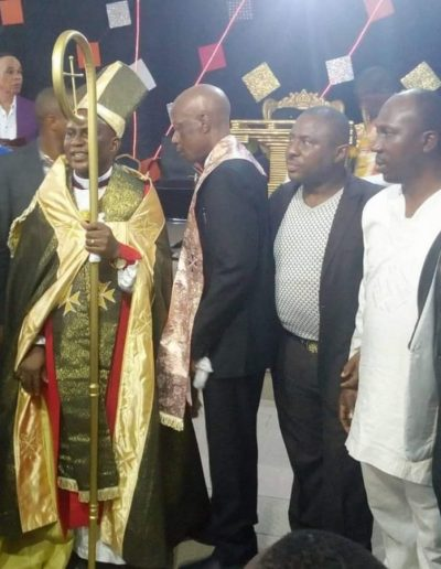 Consecration and Enthronement of Bishop Elect  Fred ARUTERE as  Bishop.