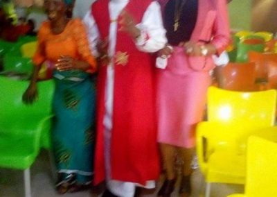 Images from the Consecration and Enthronement of Bishop Elect  Fred ARUTERE as  Bishop.